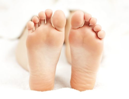 What You Need to Know About A Broken Toe