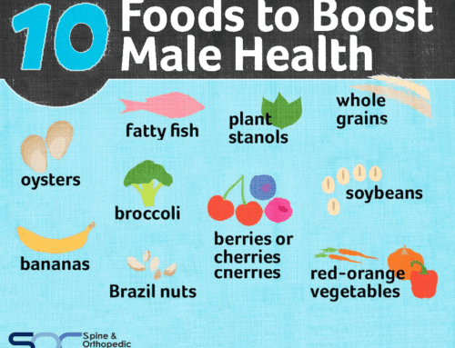 Improve Male Health with 10 Foods