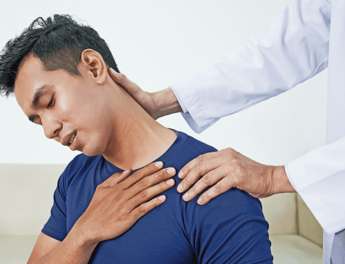 How to Relieve a Tense Neck After a Muscle Spasm