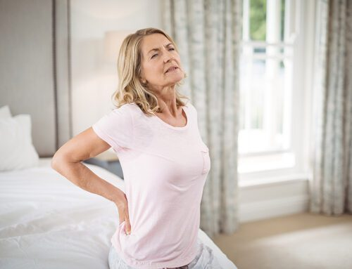Low Back Pain From Spinal Problems