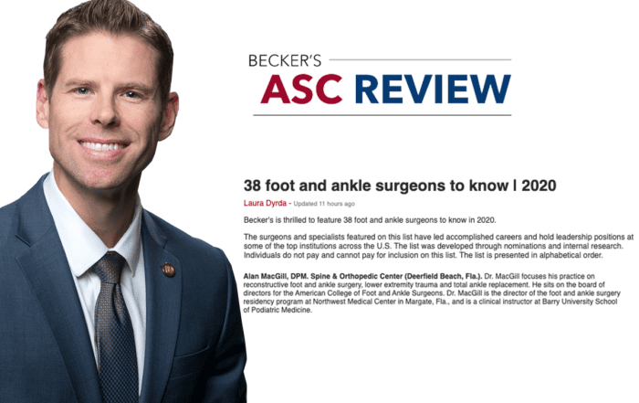 Alan-MacGill-Named-Top-Podiatrist-In-US