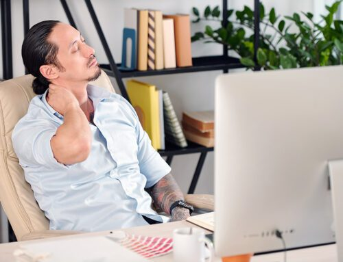 The Effects of Poor Posture on The Body